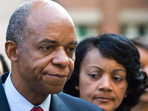 Disgraced former U.S. Congressman, William Jefferson [Photo Credit: Pinterest]